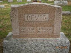 Catherine <i>Shriner</i> Bever