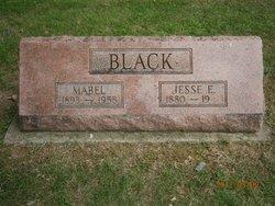 Jesse E Black