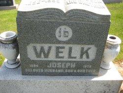 Joseph L Welk