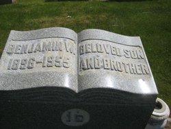 Benjamin W Welk