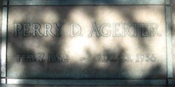 Perry David Agerter