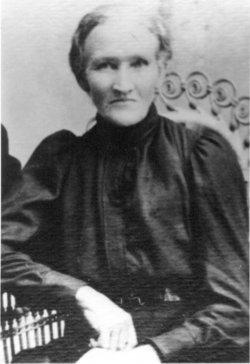 Maria Christina <i>Andersdotter</i> Holmberg