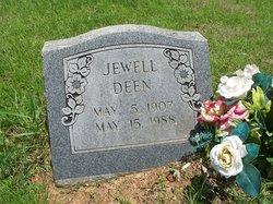 Jewel <i>Sebourn</i> Deen