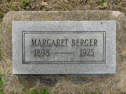 Margaret <i>Penrod</i> Berger