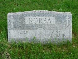 Anna E. <i>Suchanic</i> Korba