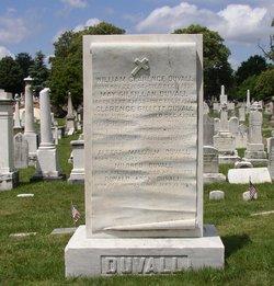 William Clarence Duvall