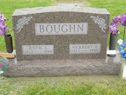 Ruth A <i>Lincoln</i> Boughn