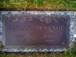 Adriana D. Frank