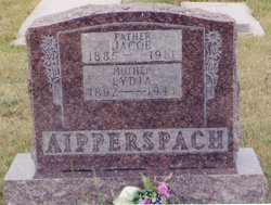 Lydia <i>Froeschle</i> Aipperspach