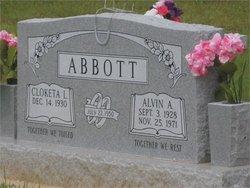Alvin A Abbott