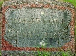 Howard L Cole