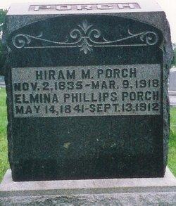 Hiram Morgan Porch