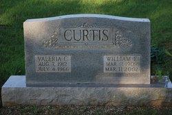 Valeria Louise <i>Cross</i> Curtis