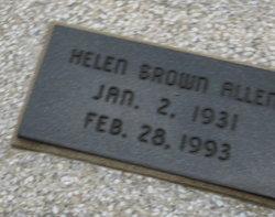 Helen Brown Allen