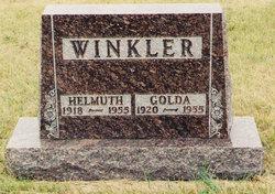 Rev Helmuth Winkler