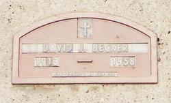 David John Becker