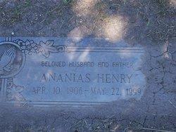 Ananias Henry