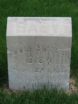 Adolf Stanley Dick