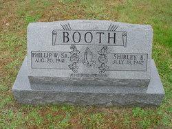 Phillip W. Booth, Sr