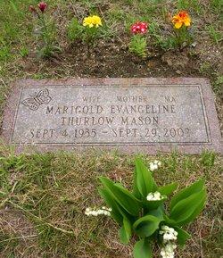 Marigold Evangeline <i>Thurlow</i> Mason