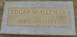 Edgar M. Allen, Sr