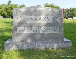 Eva <i>Oglesby</i> Isaacs
