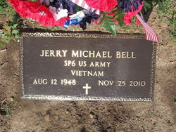 Jerry Michael Bell