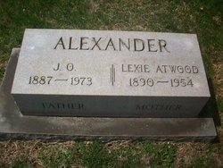 James Otis Alexander