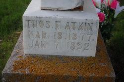 Thomas F. Atkin
