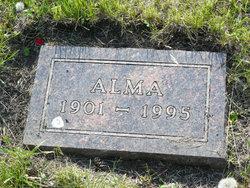 Alma Elfreida <i>Fibranz</i> Allen