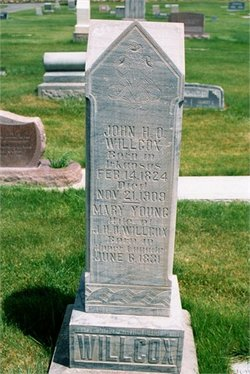 John Henry <i>Owen</i> Wilcox