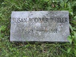 Susan A. <i>Rodimer</i> Butler
