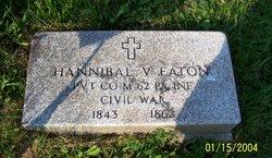 Pvt Hannibal V. Eaton