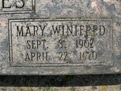 Mary Winifred <i>Mingle</i> Forbes