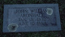 John William Aronhalt, Jr
