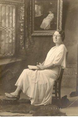 Mary Harriet Hattie <i>Gunn/Hinshaw</i> Tebbs