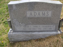 Charlotte F. Adams
