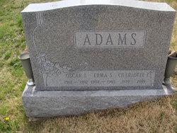 Oscar I. Adams