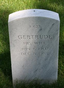 Gertrude Catherine <i>Bernauer</i> Boone