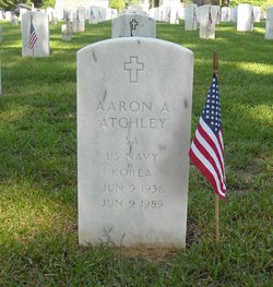 Aaron A. Atchley