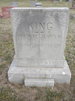 Virginia E. <i>Fisher</i> King