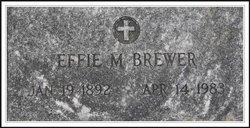 Effie Mable <i>Kale</i> Brewer
