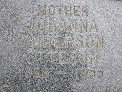 Johanna <i>Anderson</i> Anderson