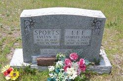 Evelyn <i>Harris</i> Sports