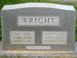 Catherine <i>Beeson</i> Wright