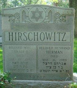 Herman Hirschowitz