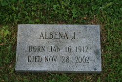 Albena J <i>Damon</i> Baldwin