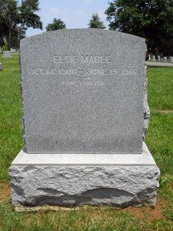 Elsie Mable Bachtell