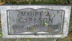 Maude Althea <i>Wayman</i> Carlson