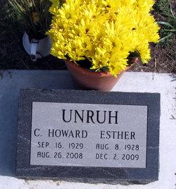 Esther <i>Voth</i> Unruh